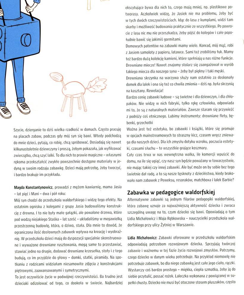 Lalinda w prasie