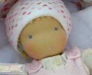 Lalka szmaciana niemowlaczek