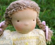 Hania - lalka szmaciana waldorfska