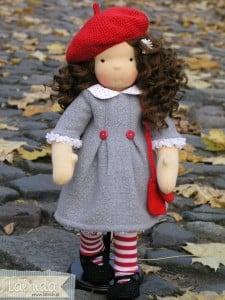 Lalinda lalka szmaciana